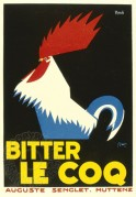 Poster for Le Coq Bitters