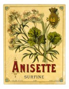 Anisette Label