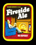 Fireside Ale Bottle Label