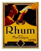 Rhum de la Martinique Extra Label