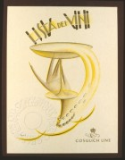 Wine List for Cosulich Line Shipping