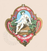 Cognac Label