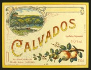 Calvados Label