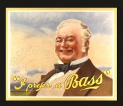 Poster for Bass Beer