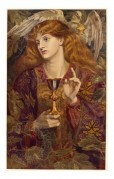 The Damsel of the Holy Grail, Mary Magdalene Twin Flames Reunion