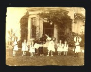 Victorian photograph of children