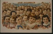 America Children on cigar box