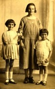 Mother and Children in the 1920s