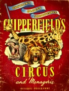 Programme for Chipperfield's Circus