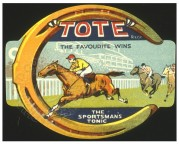 Bottle label for The Sportsmans Tonic