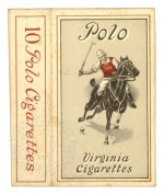 Packaging for Polo Virginia Cigarettes