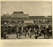 Derby Day at Epsom