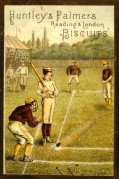 Biscuit Tin featuring Baseball