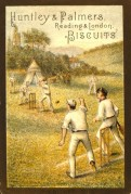 Biscuit Tin featuring Cricket