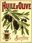 Olive Oil Label, No. 510