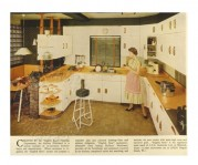 Advert for a 'Modern' Kitchen by 'English Rose'