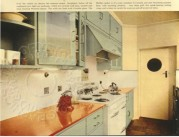Illustrated article on the modern kitchen