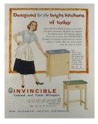Advert for Invincible Wringers