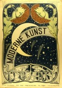 Cover for Moderne Kunst