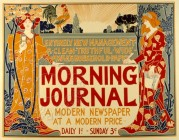 Poster for the Morning Journal