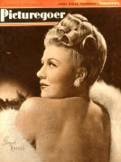 Picturegoer with Ginger Rogers