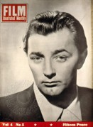 Film Illustrated Monthly with Robert Mitchum