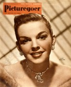 Picturegoer with Judy Garland