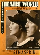 Theatre World with Gertrude Lawrence and Noel Coward