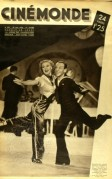 Cinemonde with Fred Astaire and Ginger Rogers