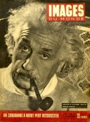 Images du Monde with Albert Einstein