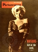 Picturegoer with Marilyn Monroe