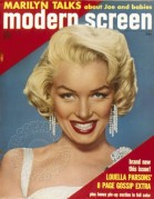 Modern Screen with Marilyn Monroe