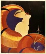 Art Deco Magazine Cover