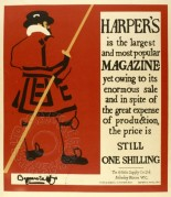Cover of Harpers Magazine