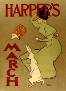 Cover of Harpers Magazine, March
