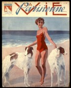 Cover of La Vie Parisienne Magazine