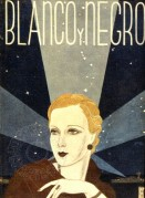 Cover of White and Black Magazine