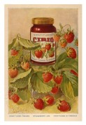 Advert for Cirio Strawberry Jam