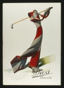 Advert for Diva Ties