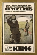 "Advert for ""On the Links' illustrated articles"