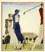 Ladies at Golf