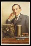 Marconi with apparatus