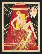Programme cover for Moulin Rouge