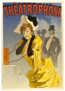 Poster for 'The Theatre Phone'