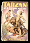 Book cover for Trazan and the City of Gold