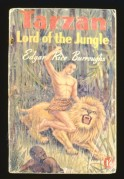 Book cover for Tarzan Lord of the Jungle