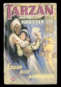 Book cover for Tarzan and the Forbidden City