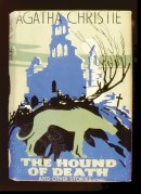 Book cover for The Hound of Death