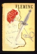 Book cover for The Spy Who Loved Me
