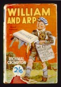 Book cover for William and A.R.P.